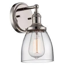 edison light bulb wall sconce home design ideas