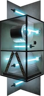 blue uv duct light fresh aire uv tuv bter tuv btst models