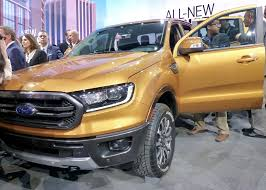 Light On New Cars, Detroit Show Features Trucks : New Car Picks 2019 Ford Ranger Looks To Capture The Midsize Pickup Truck Crown Mid Size Pickup Trucks Report Mid Size Trucks Are Here Tacoma Utility Package Toyota Santa Monica New Ford Midsize Truck Auto Super Car Wants To Become Americas Default Arrives Just In Time For Slowing 20 Hyundai Midsize Tt V6 Version Take On The 2018 Detroit Show In Pictures Verge Cant Afford Fullsize Edmunds Compares 5