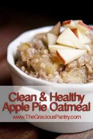 Pumpkin Pie Overnight Oats Rabbit Food by Healthy Instant Oatmeal Packets Recipe Homemade Oatmeal
