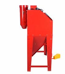Central Pneumatic Blast Cabinet Manual by Dragway Tools Model 110 Sandblast Sandblasting Cabinet U0026 Built In