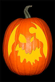 Oogie Boogie Pumpkin Template by Products The Custom Punkin Stencil Co