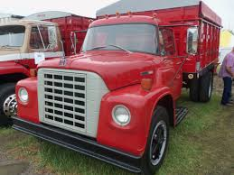 Beautiful Looking Red International Loadstar Truck | My Truck ...