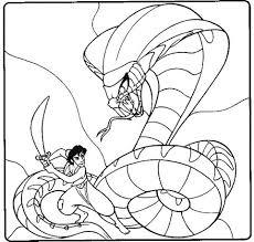 Disney Villain Coloring Pages
