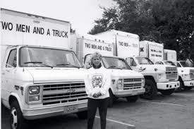 100 Two Men And A Truck Locations Mary Ellen Sheets Meet The Woman Behind And A