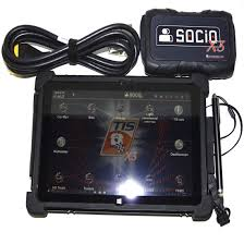 Tecnomotor Socio X3 PC Based Diagnostic Tool With Rugged Tablet For ... Volvo 88890300 Vocom Interface For Volvorenaultudmack Truck Diagnose Actia Multidiag Multidiag Trucks Vxscan H90 J2534 Multibrand Diagnostic Tool Obd2shopcouk Universal Heavy Duty Diesel Scanner Obd2 Hd Software Us1100 Xtool Ps2 Automobile Professional Key Program Tool With Bluetooth Ialtestlink Diagnostics Diagnosis Nexiq 125032 Full Set Usb Link Autel Maxisys Ms908cv Commercial Vehicle Original Xtool Hd900 Us25800 Augocom H8