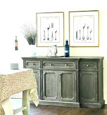 Antique Dining Room Buffet Sideboards