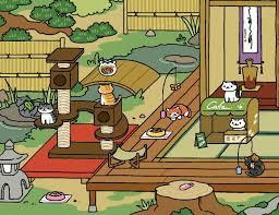 12 Best Neko Atsume Images On Pinterest