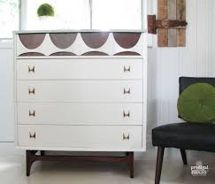Broyhill Brasilia Dresser With Mirror by Broyhill Brasilia Loses Its Flower Power Prodigal Pieces