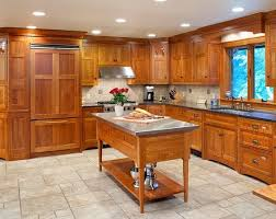 Beautiful Looking Amish Kitchen Cabinets With Made Custom