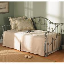 Wesley Allen King Headboards by Iron Daybed With Trundle Daybeds Day Frames Humble Abode Hamilton