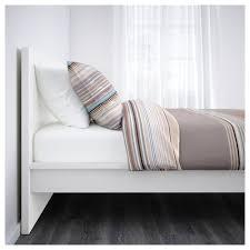 Ikea Flaxa Bed by Flaxa Bed Frame Wstorageslatted Bedbase With Twin Headboard Ikea
