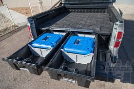 2015-2018 F150 DECKED Truck Bed Sliding Storage System - (6.5ft Bed) DF5