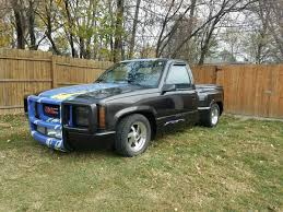BangShift.com A Spectre Of The Past? This 1990 GMC Could Be A ... 2019 Gmc Sierra Concept Pickup Truck Canada Youtube 1955 Luniverselle Gm 3500 Hd Denali 2018 Motor Trend Of The Year Ny Auto Show Vw And Steal Headlines Gearjunkie All Terrain Future Concepts Chicago Preview Xt Hybrid Carscoops Bangshiftcom A Spectre Of The Past This 1990 Could Be 2500 Mountain Can Go Anywhere On Davis Buick 20 Spied With Luxurylevel Upgrades Colors Price Car Truckon Offroad After Pavement Ends