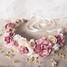 Easy DIY Wedding Ideas Summer Floral Crown