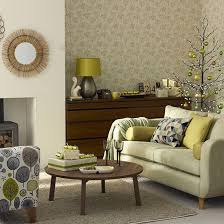 olive green christmas living room christmas living rooms living