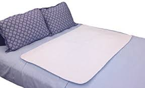 Amazon Premium Absorbent Waterproof Bed Pad 34Wx52L