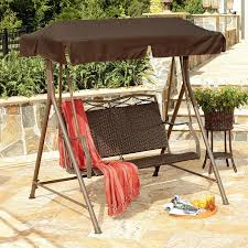 replacement canopy for resin wicker swing garden winds
