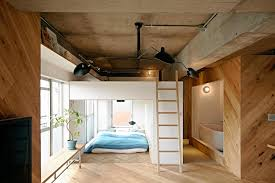 Tenhachi House - A Family Apartment With Playful, Shared Living Spaces Small House In Chibi Japan By Yuji Kimura Design The Frontier Is A Hexagonal Home Toyoake Hibarigaoka S Makes The Most Of A Lot K Tokyo Loft Camden Craft Shminka Issho Architects Fuses Traditional And Modern Kitchen Room Gandare Ninkipen Osaka Humble Contemporary Apartment For People Cats Alts Office Loom Studio Aspen 1 Friday Collaborative Australian Gets Makeover Techne Baby Nursery Inexpensive Houses To Build Cool Living Experiment An Old Retro