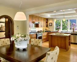 Enchanting Open Kitchen And Dining Room Design Ideas 26 For Dining