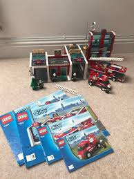 LEGO City 7208: Fire Station | In West Moors, Dorset | Gumtree