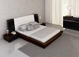 mobilier chambre contemporain chambre a coucher moderne et noir