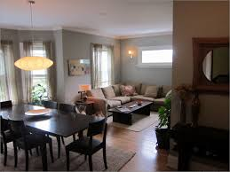 Living Room Dining Combo Apartment At