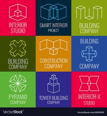 100 Interior Designers Logos Architectural Firm Interior Design Studios
