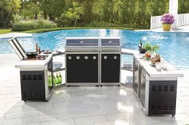 cordon bleu modulare outdoor küche zum fairen preis