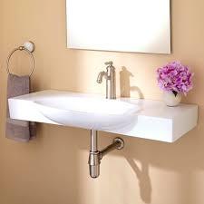 Home Depot Bar Sinks Canada by Wall Mounted Bathroom Sinks Canada Sink Ideas