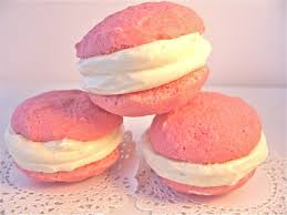 Pumpkin Whoopie Pie Recipe Pinterest by Pink Velvet Whoopie Pies Are A Perfect Treat For An