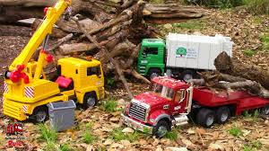 Garbage Truck Videos For Children L Crane, Flatbed Truck, Recycling ... First Gear 134 Scale Model Frontload Garbage Truck Youtube Allied Waste Toy Trucks Best Resource Front End Loader Asl Dumping At Landfill 32814 Truck Front Loader Elis Bed Video Colors Street Vehicles The Kids Picture And Youtube Trash Recycling Challenge Cartoon Cars _ Cartoons Management Alphabet Learning For Part Iv