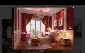 3D Bedroom Design Screenshot