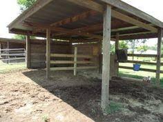 Livestock Loafing Shed Plans by Pasture Shelter Equestrian Property Pinterest Shelter Horse