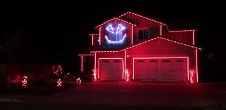 Spirit Halloween Mobile Al by Thriller U0027 Lights Up The Night In This Incredible Halloween Light