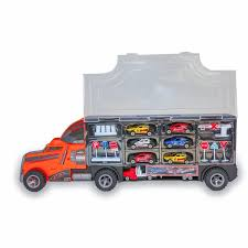 Transport Car Carrier Truck,60cm In Length Truck Toy,Diecast Car Toy ... Prtex 60cm Detachable Carrier Truck Toy Car Transporter With Product Nr15213 143 Kenworth W900 Double Auto 79 Other Toys Melissa Doug Mickey Mouse Clubhouse Mega Racecar Aaa What Shop Costway Portable Container 8 Pcs Alloy Hot Mini Rc Race 124 Remote Control Semi Set Wooden Helicopters And Megatoybrand Dinosaurs Transport With Dinosaur Amazing Figt Kids 6 Cars Wvol For Boys Includes Cars Ar Transporters Toys Green Gtccrb1237