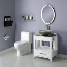 Narrow Bathroom Vanities And Sinks Small Vanity With Sink For In
