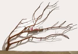 100 Tree Branch Bookshelves Etagere Bookcase Branch Shelf Brackets Tree Branch Shelf