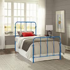 Spindle Headboard And Footboard by Fashion Bed Group Nolan Cobalt Blue Full Headboard And Footboard
