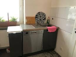 miniküche single küche herdplatten funktioniert eur 25 00