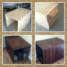 Wood Crate Cover Simple Could Do This For The Smaller Crates To Make Them