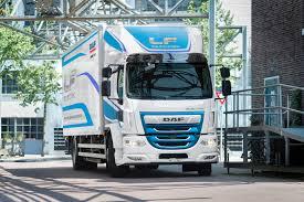 100 Oshkosh Truck Layoffs DAF Reveals Three PlugIn Electric S At IAA