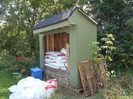 The Garden Shed Homosassa Fl by Wood Pellet Storage Shed Storage Sheds Pallet Storage And Sheds