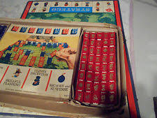 STRATEGO VINTAGE PIECES PARTS 1961 BOARD GAME Plastic Pick The 1 You Need 4916