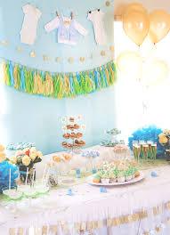 Baby Shower Ideas Nautica Theme For Boys Spring