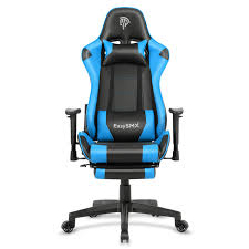 Amazon.com: EasySMX Gaming Chair Racing Office Computer Game ... Noblechairs Icon Gaming Chair Black Merax Office Pu Leather Racing Executive Swivel Mesh Computer Adjustable Height Rotating Lift Folding Best 2019 Comfortable Chairs For Pc And The For Your Money Big Tall Game Dont Buy Before Reading This By Workwell Pc Selling Chairpc Chaircomputer Product On Alibacom 7 Men Ultra Large Seats Under 200 Ultimate 10 In Rivipedia Top