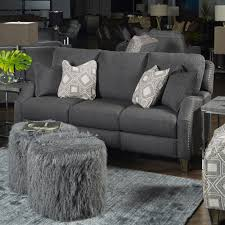 100 Sofa N More Southern Motion Primrose Park Transitional Power Headrest