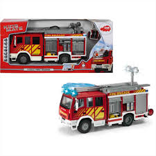 Junior Kit Plastic Model Walmartcom Daylight Toy Transportation System Vehicle Wheels Fire Truck Flower Pot