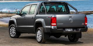 2017 Volkswagen Amarok Range Pricing And Specs | Loaded 4X4