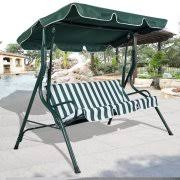 Patio Swings With Canopy Replacement by Porch Swings Walmart Com
